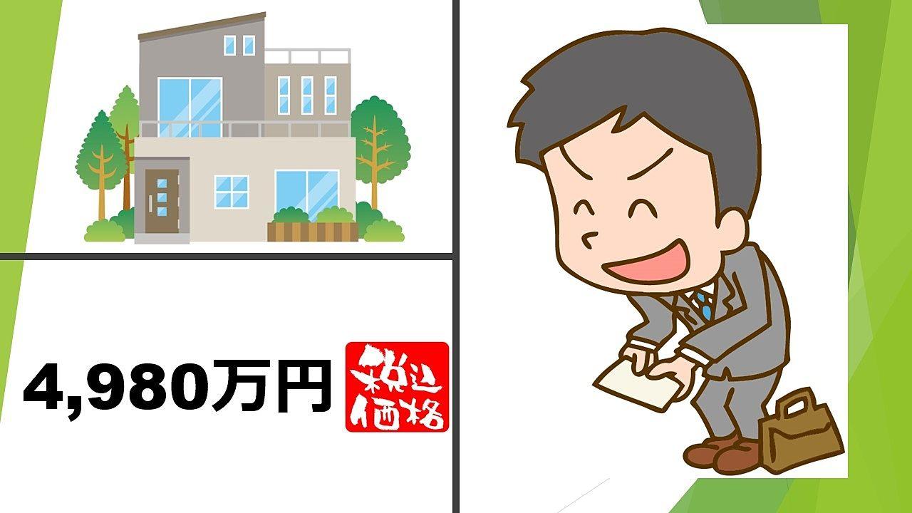 消費税額で建物金額がわかる!?消費税から逆算して土地と建物の内訳を確認する方法