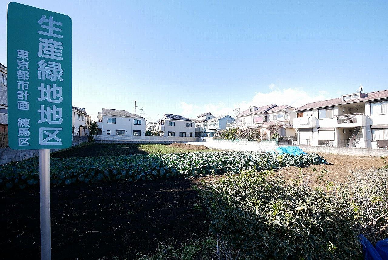練馬区の生産緑地地区