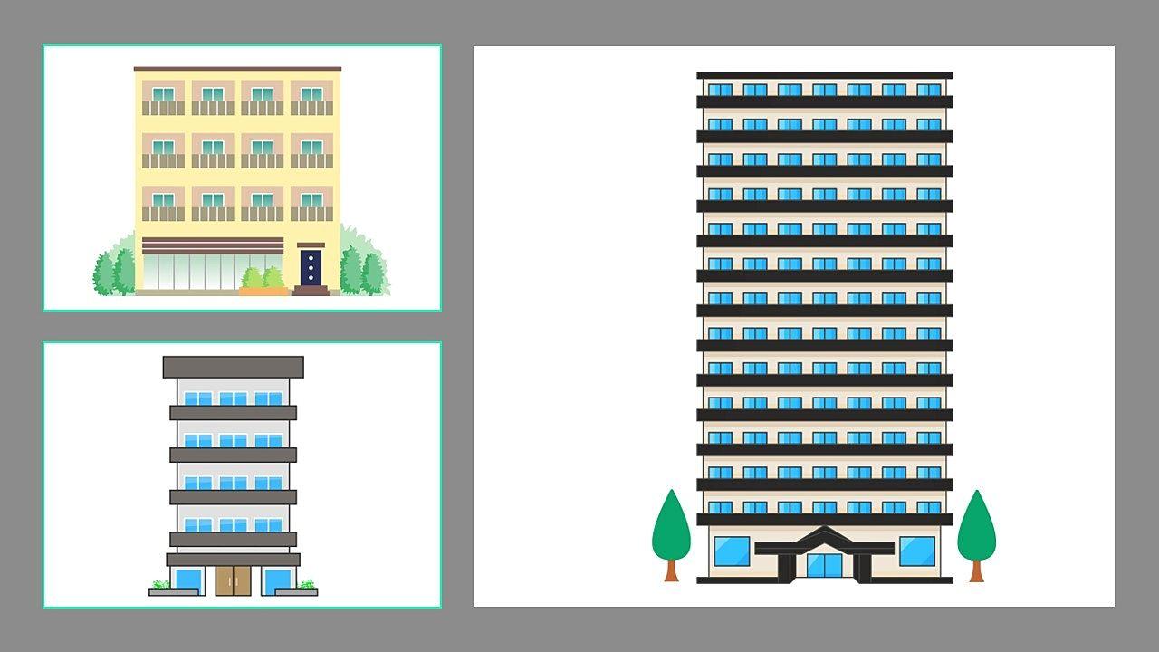 増税対象となるマンションは…?