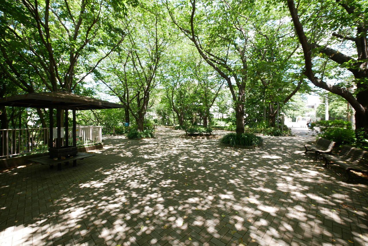森トラストONビルの公開空地2