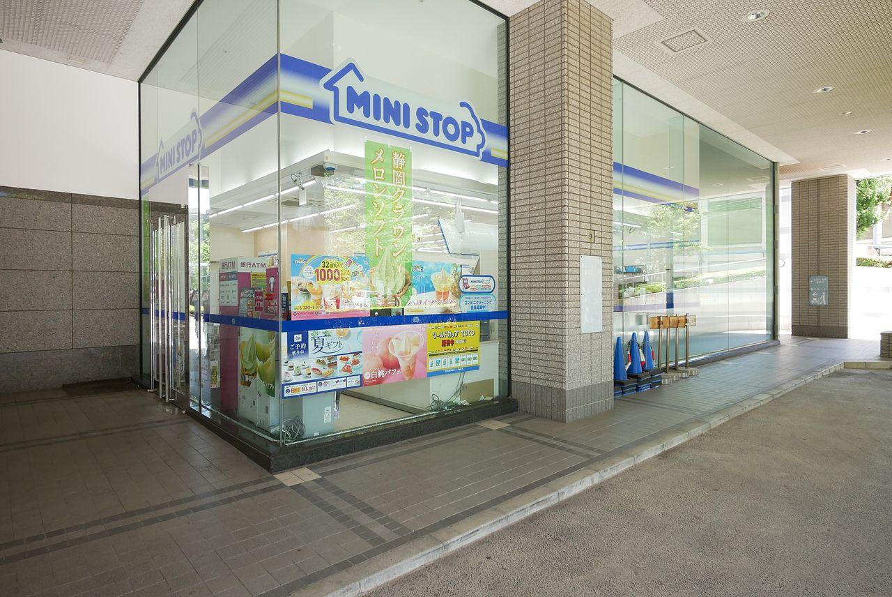 大崎MTビル内 ミニストップ 北品川5丁目店