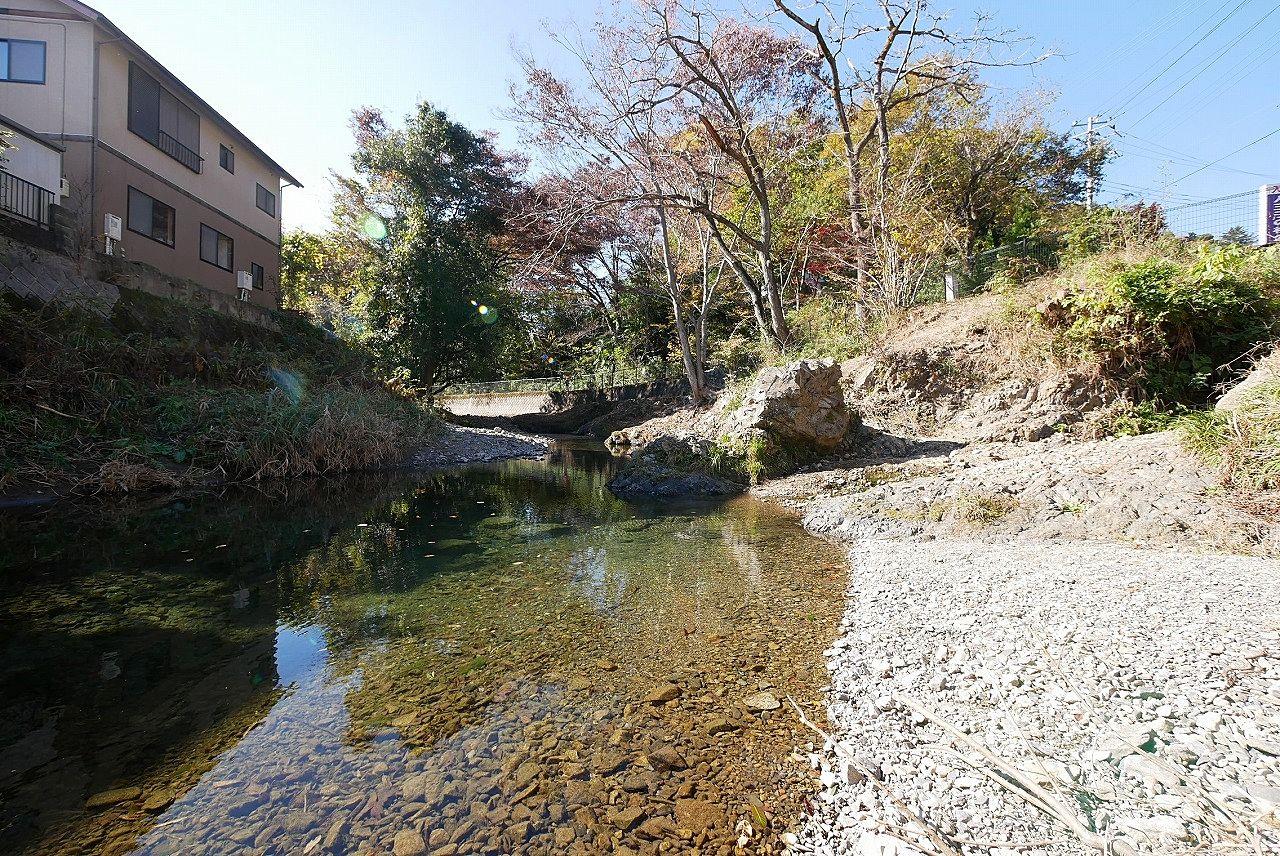 河川工事が終わったので水の濁りがなくなりました。来年は蛍が戻ってきてくれるとイイな!