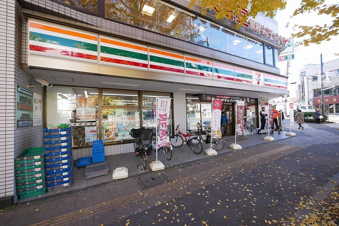 セブンイレブン・八王子高尾北口店