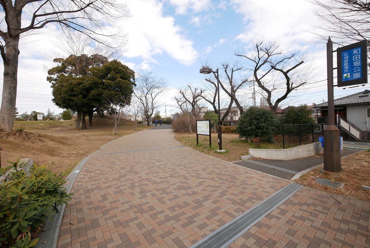 都立和田堀公園1