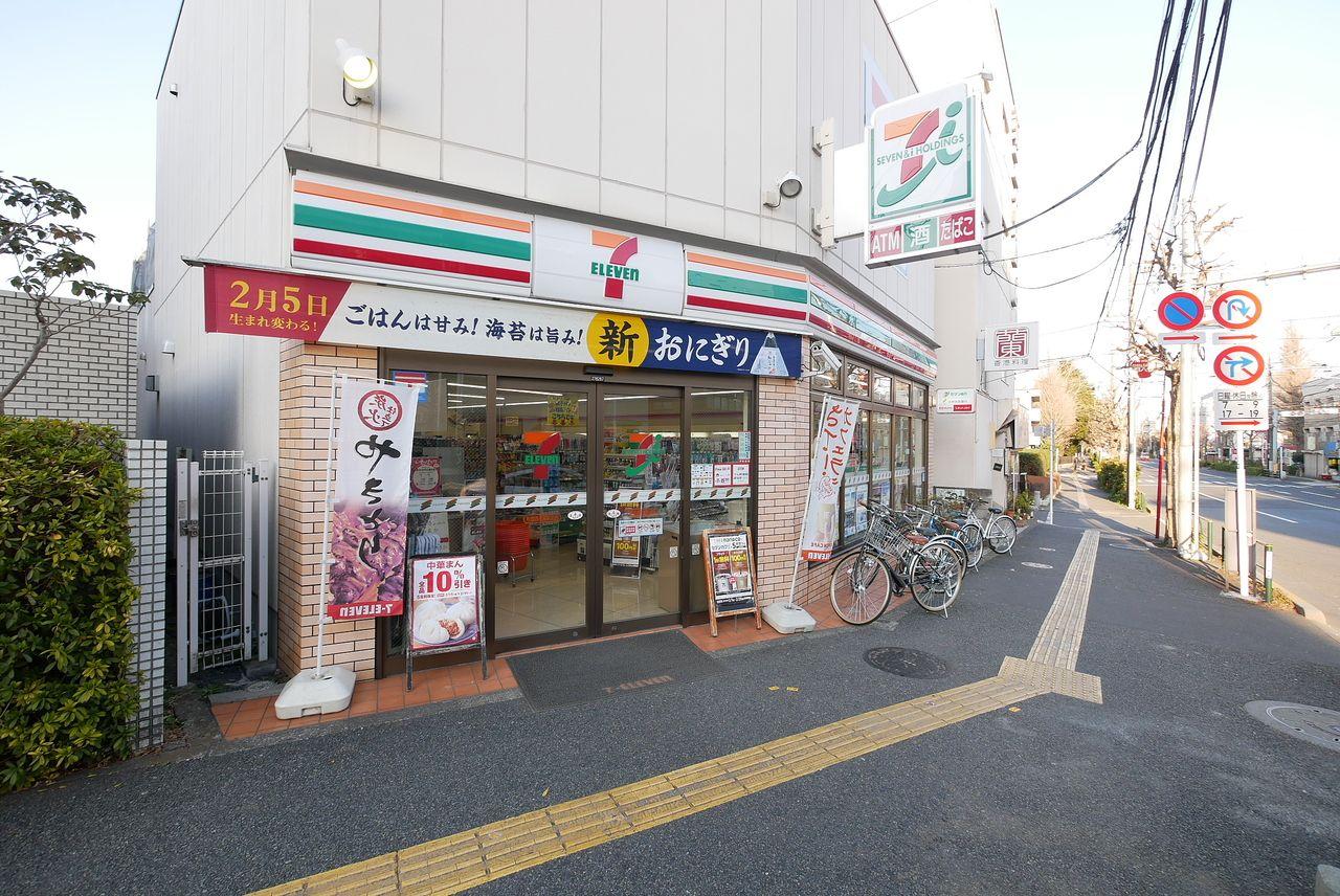 セブンイレブン 杉並西永福駅北店