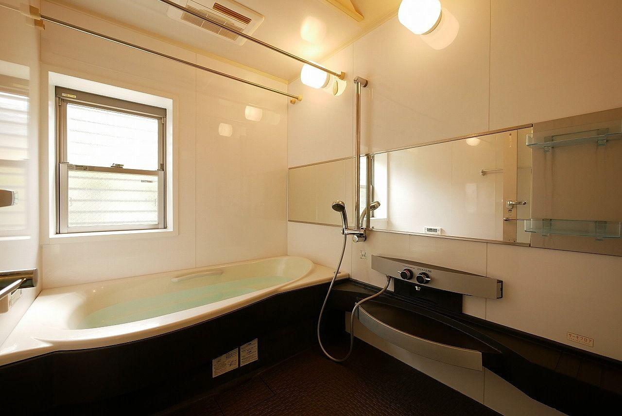 家族で入浴できる1620サイズ (1.25坪)