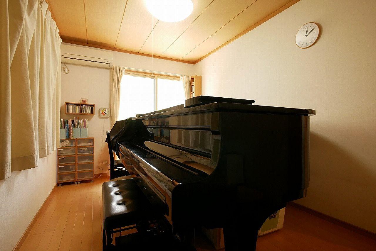 1階の洋室は和室を防音仕様の洋室に変更しました!インプラス+防音扉設置