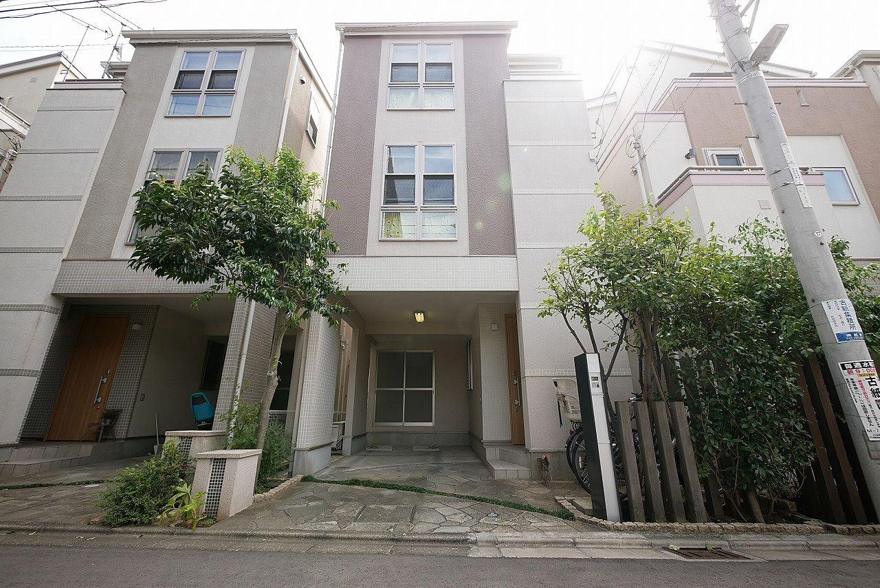Brillia Terrace 元住吉 東京建物旧分譲の全14棟現場内の1棟